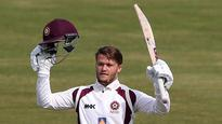Duckett 189 gives Northants upper hand