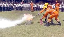 Disaster management exercises organised