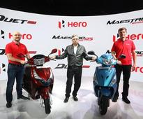 Auto Expo 2018: Hero expands scooter range with two 125cc products
