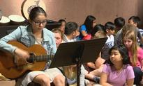 Northern Manitoba students pen song about residential schools