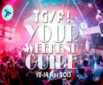 TGIF!: Your weekend guide (12-14 April)