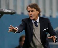 Former Italy player Roberto Mancini wants to coach national side to fulfill World Cup dream
