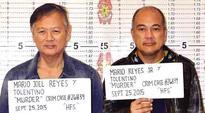 SC: Start murder trial of Reyes brothers
