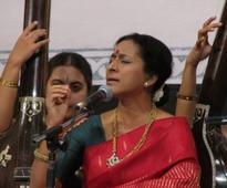 When Bombay Jayashri serenaded Sydney