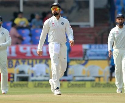 Unfortunately, we don't have a Kohli to save Test: Mushfiqur