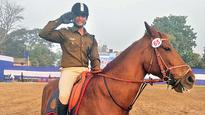 Rajasthan youth with Delhi Police wins silver in equestrian