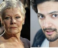 Judi Dench to visit Mumbai to promote upcoming film Victoria and Abdul with Ali Fazal