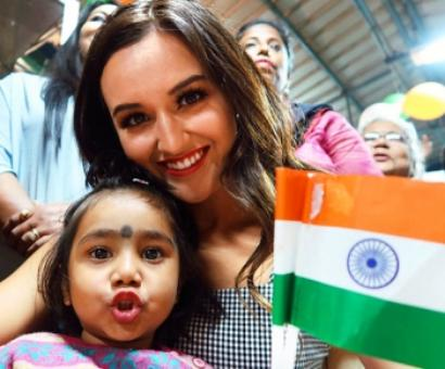 Pics: Miss World beauty queens are talking about periods in India