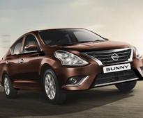 Nissan Sunny's price reduced by up to Rs 1.99 lakh