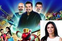 Shankar Mahadevan, Ehsaan Noorani and Loy Mendonsa to perform at a theme park