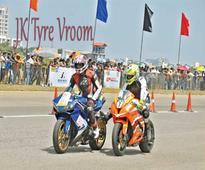 Bengaluru gears up for JK Tyre Vroom this weekend