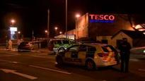 Man charged after stabbing in town