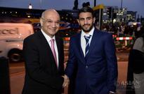 Vaz Congrats Riyad Mahrez