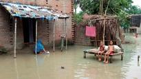 Rains lash north, east India; flood toll 31, lightning kills 27