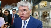 Kazakh Culture Minister's Remarks About Kyrgyz Spark Anger, Reveal Tension