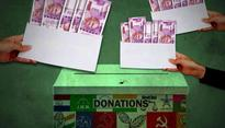 Massive spike in contributions to electoral trusts in note-ban year