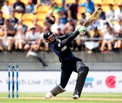 Guptill to miss start of South Africa series with hamstring strain