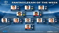 UEFA team of the week: Neuer loses his spot to this goal Buffon