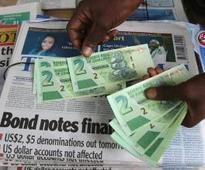 Zimbabwe's new 'bond notes' to ease cash crunch