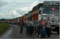 Normalcy returns in Manipur as month-long blockade lifted