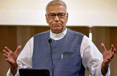 Denied meeting with PM, Yashwant Sinha says he'll express views in public now