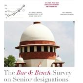 Monopoly at the Bar of a handful of Seniors affecting access to justice, Indira Jaising