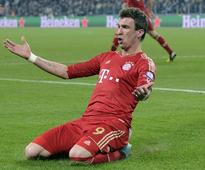 Mandzukic adds cutting edge to Bayern attack