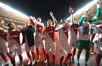 CL: Monaco enter last 16 and put Tottetnham Hotspur out with 2-1 win