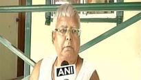 Railway hotel tender case: Lalu Yadav to appear before CBI today