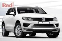 Volkswagen Touareg Recalled For Pedal Problems - Joining Porsche Cayenne