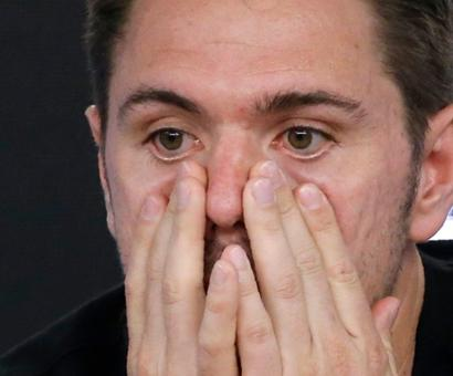 Aus Open: Wawrinka loses in straight sets in 2nd round