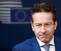 Euro zone's Dijsselbloem calls for ESM to be turned into a European IMF
