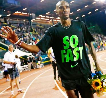 Here's what Oly champ Mo Farah had to say on Trump's travel ban
