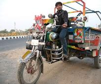 Top 5 Eye Catchy Customized Trikes you can Find in India