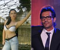 Ukrainian model Nataliya besotted with Arjun Rampal