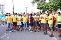 Hyderabad Runners Celebrated their 10th year of Fun & Run with 10K Global Run