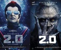 First-look posters of Superstar and Akshay Kumar revealed