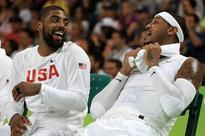 Nike Capitalizes on Team USA's Basketball Wins, Sidelining Under Armour