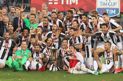 Serie A: Juventus beat Crotone to clinch sixth successive title