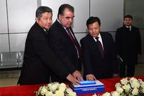 China's thermal power plant to warm the capital of Tajikistan