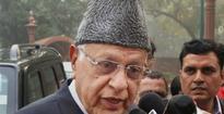Farooq Abdullah slammed for disrespecting national anthem