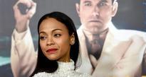 Zoe Saldana believes Hollywood bullied Trump