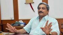 Manohar Parrikar tells T Subbarami Reddy, will help out HSL