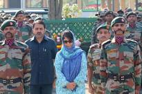 Mehbooba Mufti asks PDP cadres to work towards creating amicable atmosphere