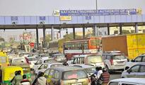 Most pay toll charge in cash at Dasna, snarls resume