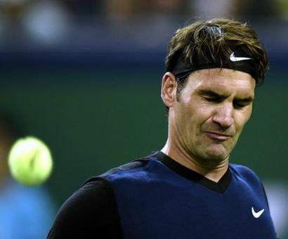 Federer knocked out by 70th-ranked Ramos-Vinolas in Shanghai