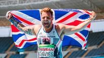 Aled Sion Davies: Rio 2016 will 'go down in the books'