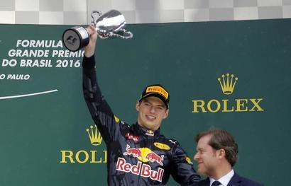 Verstappen earns comparisons with Senna, Schumacher
