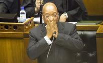 Zuma's reprimand of ministers described as a joke