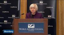 Fed's Yellen says interest rate hikes are on the way